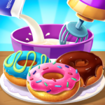 🍩🍩Make Donut – Interesting Cooking Game APK (MOD, Unlimited Money) 3.9.5009