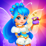 Merge Fairies – Best Idle Clicker APK (MOD, Unlimited Money) 1.1.7