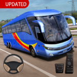 Modern Offroad Uphill Bus Simulator APK (MOD, Unlimited Money) 1.4