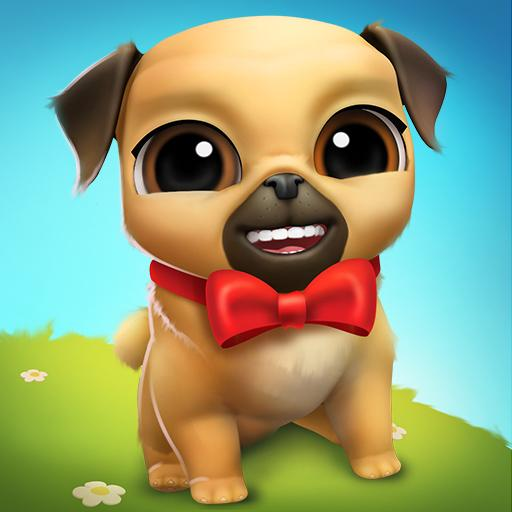 My Virtual Pet Dog 🐾 Louie the Pug APK (MOD, Unlimited Money) 1.8.9