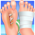 Nail & Foot doctor – Knee replacement surgery APK (MOD, Unlimited Money) 7.0