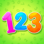 Numbers for kids! Counting 123 games! APK (MOD, Unlimited Money)0.7.26