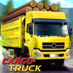 Offroad Logging Cargo Truck Semi Trailer : Hill APK (MOD, Unlimited Money) 1.0