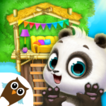 Panda Lu Treehouse – Build & Play with Tiny Pets APK (MOD, Unlimited Money) 1.0.483