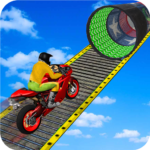 Racing Moto Bike Stunt -Impossible Track Bike Game APK (MOD, Unlimited Money) 1.19