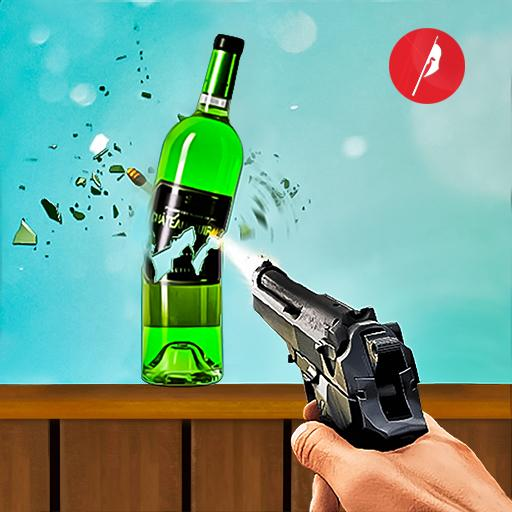Real Bottle Shooting Free Games| 3D Shooting Games APK (MOD, Unlimited Money) 3.2