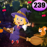 Release The Witch Game Best Escape Game 239 APK (MOD, Unlimited Money) 31.12.18