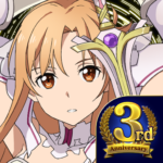 SWORD ART ONLINE Memory Defrag APK (MOD, Unlimited Money) 2.4.0