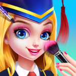 School Makeup Salon APK (MOD, Unlimited Money) 2.8.5038