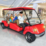 Shopping Mall Smart Taxi: Family Car Taxi Game APK (MOD, Unlimited Money) 1.8