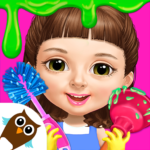 Sweet Baby Girl Cleanup 5 – Messy House Makeover APK (MOD, Unlimited Money) 6.0.34