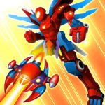 Thunder Fighter Superhero: Strikers Shoot 'Em Up APK (MOD, Unlimited Money) 5.3