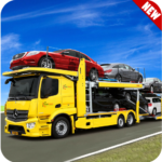 Truck Car Transport Trailer Games APK (MOD, Unlimited Money) 1.10