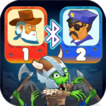 Two guys & Zombies (bluetooth game) APK (MOD, Unlimited Money) 1.2.9