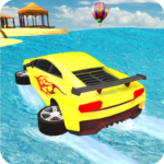 Water Surfer car Floating Beach Drive APK (MOD, Unlimited Money) 1.8