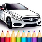 World Cars Coloring Book APK (MOD, Unlimited Money) 1.16.4