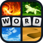 4 Pics 1 Word APK (MOD, Unlimited Money) 60.5.3