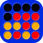 4 in a row – Board game for 2 players APK (MOD, Unlimited Money) 2.1