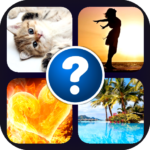 4 pics 1 word APK (MOD, Unlimited Money) 0.4.9