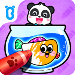 Baby Panda's Coloring Book APK (MOD, Unlimited Money) 8.43.00.10