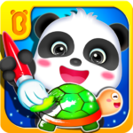 Baby Panda's Drawing Book – Painting for Kids APK (MOD, Unlimited Money) 8.43.00.10