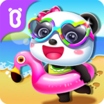 Baby Panda's Summer: Vacation APK (MOD, Unlimited Money) 8.47.00.01