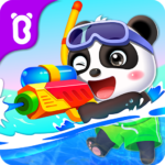 Baby Panda's Treasure Island APK (MOD, Unlimited Money) 8.43.00.10