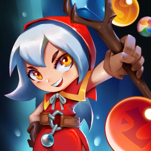 Bubble Shooter: Witch Story APK (MOD, Unlimited Money) 3.7