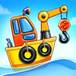Build an Island. Kids Games for Boys. Build House APK (MOD, Unlimited Money) 5.0.2
