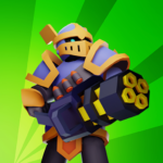 Bullet Knight: Dungeon Crawl Shooting Game APK (MOD, Unlimited Money) 1.0.21
