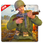 Call Of Courage : WW2 FPS Action Game APK (MOD, Unlimited Money) 1.0.34