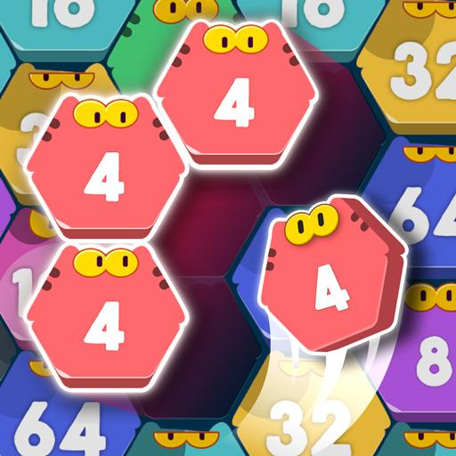 Cat Cell Connect – Merge Number Hexa Blocks APK (MOD, Unlimited Money) 1.2.1