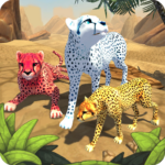 Cheetah Family Sim – Animal Simulator APK (MOD, Unlimited Money) 7.0