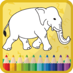 Coloring book for kids APK (MOD, Unlimited Money) 2.0.1.0