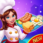 Cooking Delight Cafe- Tasty Chef Restaurant Games APK (MOD, Unlimited Money) 2.3