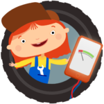 Doctor McWheelie: Battery discharge animated book APK (MOD, Unlimited Money) 1.0.19