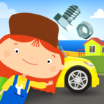 Doctor McWheelie: Logic Puzzles for Kids under 5 APK (MOD, Unlimited Money) 1.2.22
