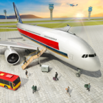 Fly Jet Flight Airplane Landing Simulator APK (MOD, Unlimited Money) 8