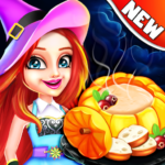 Halloween Cooking: Chef Madness Fever Games Craze APK (MOD, Unlimited Money) 1.4.29