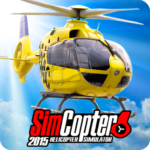 Helicopter Simulator SimCopter 2015 Free APK (MOD, Unlimited Money) 1.8.3