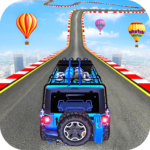 Impossible Jeep Stunt Driving: Impossible Tracks APK (MOD, Unlimited Money) 1.1