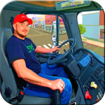 In Truck Driving: Euro Truck 2019 APK (MOD, Unlimited Money)2.2