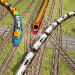 Indian Train City Pro Driving- Oil Tanker Train APK (MOD, Unlimited Money) 4