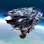 Iron Space: Real-time Spaceship Team Battles APK (MOD, Unlimited Money) 1.0.26