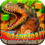 JurassicCraft: Free Block Build & Survival Craft APK (MOD, Unlimited Money) 5.1.2