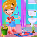 Keep Your House Clean – Girls Home Cleanup Game APK (MOD, Unlimited Money) 1.2.56