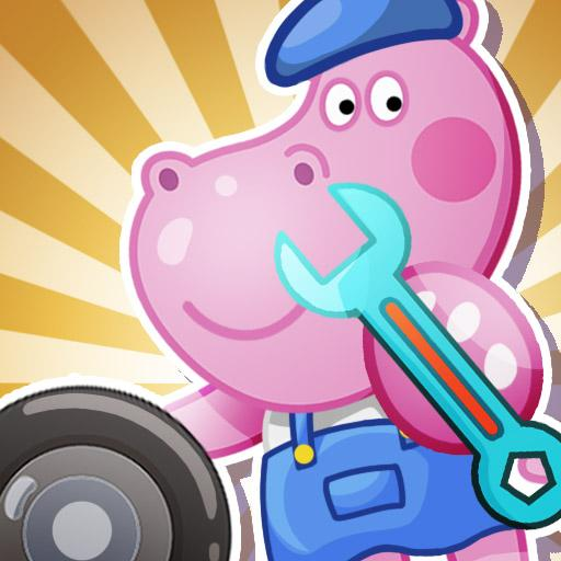 Kids Car Wash Garage for Boys APK (MOD, Unlimited Money) 1.2.2
