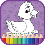 Kids Coloring Book : Coloring Fun APK (MOD, Unlimited Money) 1.0.0.8
