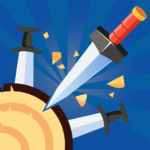 Knife throw game 2020 APK (MOD, Unlimited Money) 1.10