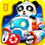Little Panda Green Guard APK (MOD, Unlimited Money) 2.0.7820